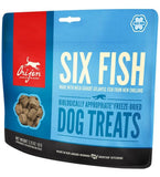 Orijen Freeze Dried Six Fish Dog Treat