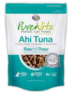 Pure Vita Ahi Tuna Cat Treats 1.1z
