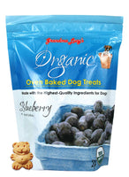Grandma Lucy Organic Blueberry Oven Baked Dog Treats