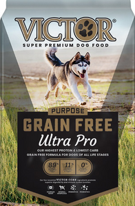 VICTOR Ultra Pro Grain-Free Dry Dog Food