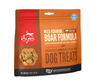 ORIJEN Freeze Dried Wild Boar Dog Treat