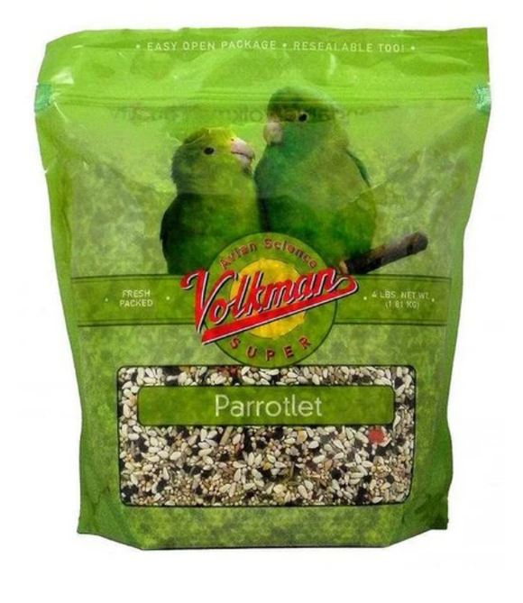 Volkman Avian Science Super Parrotlet Bird Food 4lb