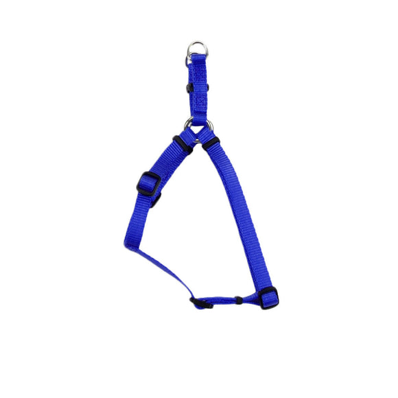 Comfort Wrap Adjustable Blue Harness