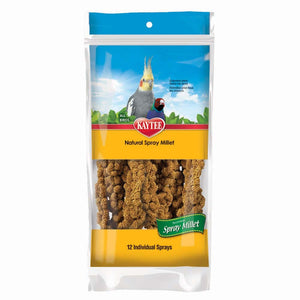 Kaytee Spray Millet Bird Treat 7oz