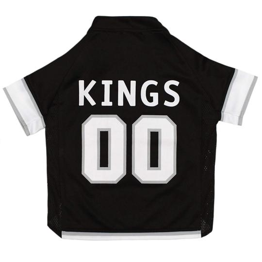 Pets First NHL Dog Jersey - Los Angeles Kings