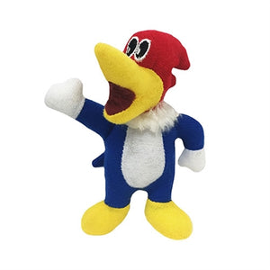 Multipet Woody Woodpecker Plush Cat Toy with Catnip