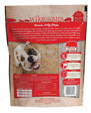 Wholesomes Bruno's Pork Grain Free Jerky Strips Moist Dog Treats 25oz