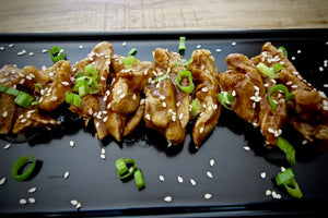 Korean Chicken Bulgogi