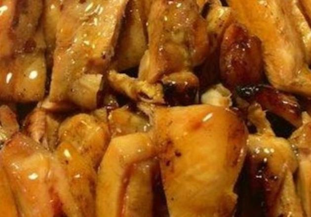 Island Teriyaki Chicken