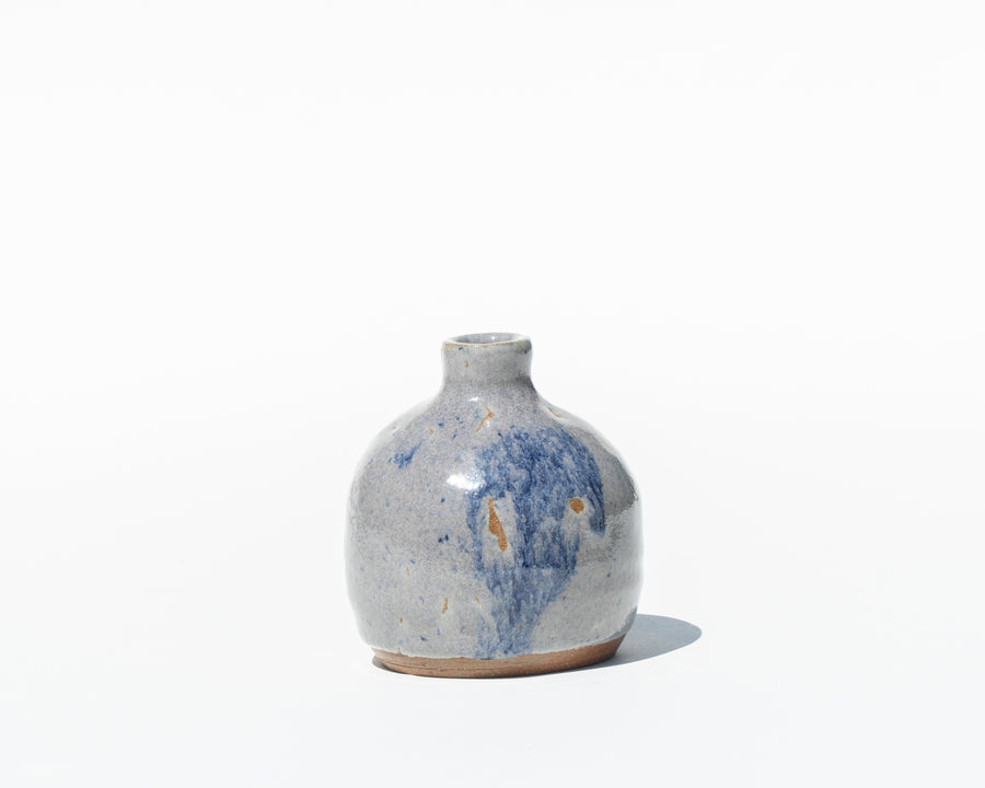 Small Drip Glazed Vase