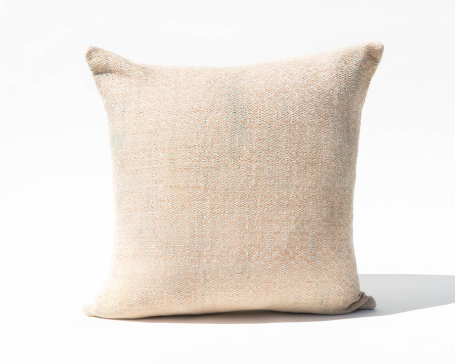 Handwoven 'Geo VI' Pillow Cover