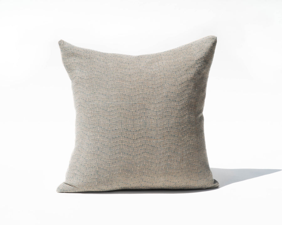Handwoven 'Geo V' Pillow Cover