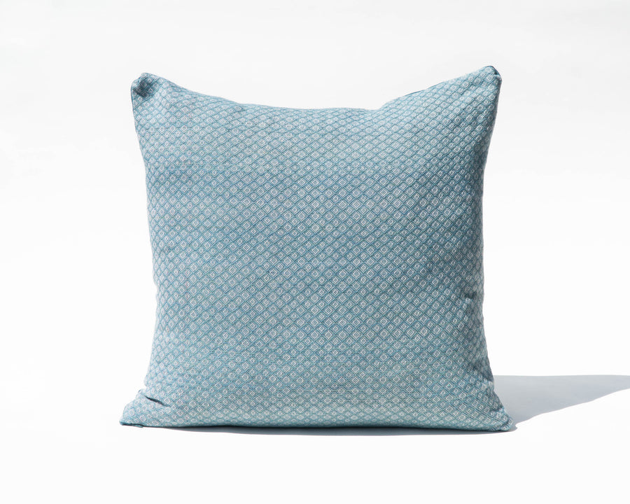 Handwoven 'Geo IV' Pillow Cover