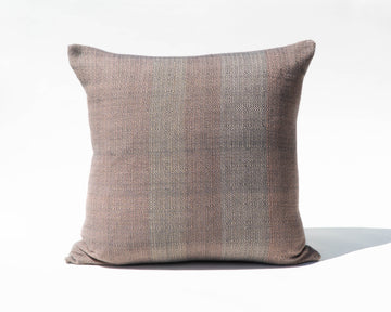 Handwoven 'Geo X' Pillow Cover