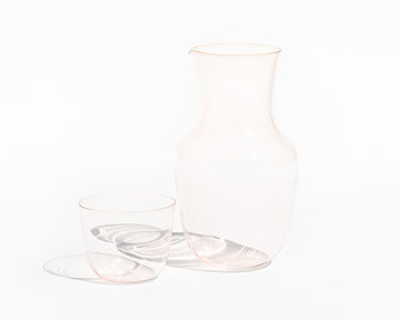 'Alpha' Water Carafe - Rosalin