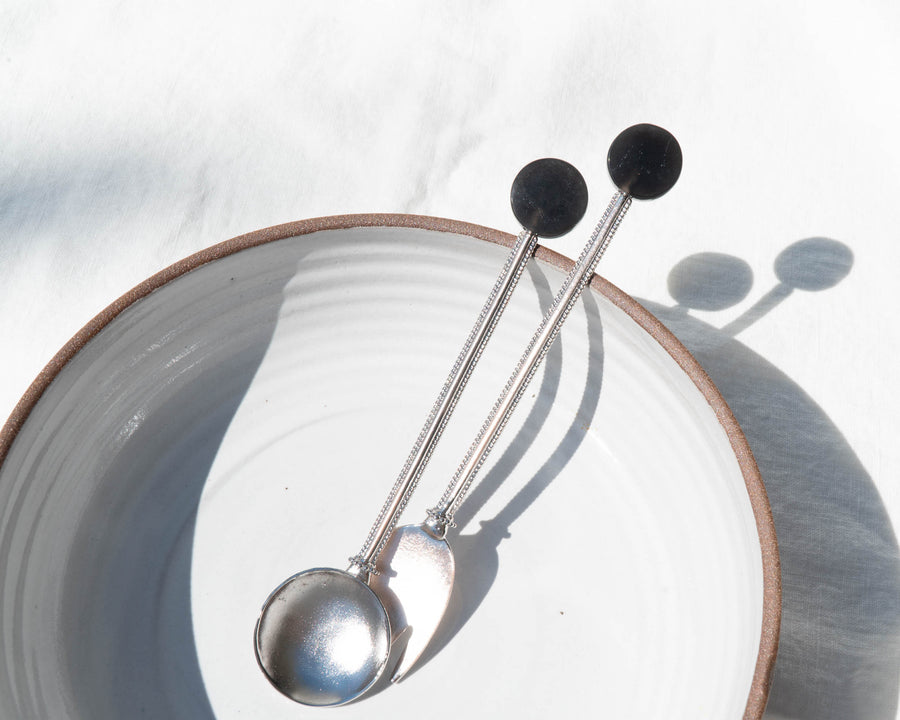 Quartz Serving Set