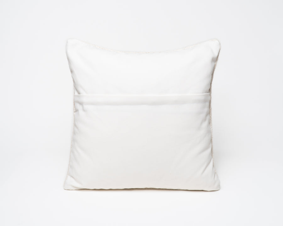 Turkish Hemp Wavy Line Pillow Cover