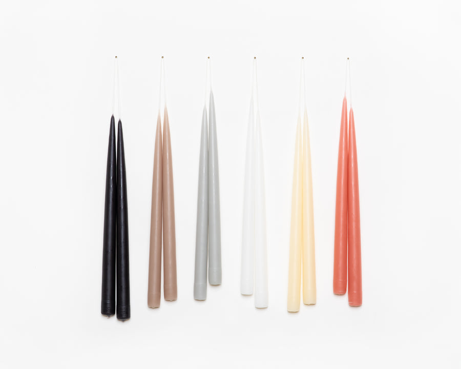 Hand-Dipped Taper Candles