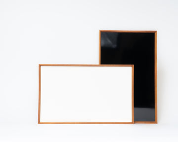 'Turning Tray' 3 by Finn Juhl - Black/White