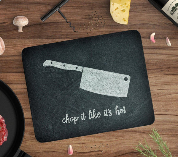 Chop It Like It's Hot Cutting Board