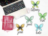 PR Fairy Wings || Planner Fairy Exclusive Hand Drawn Stickers