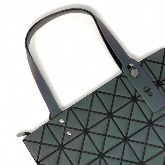 Color-Changing Geometric Tote
