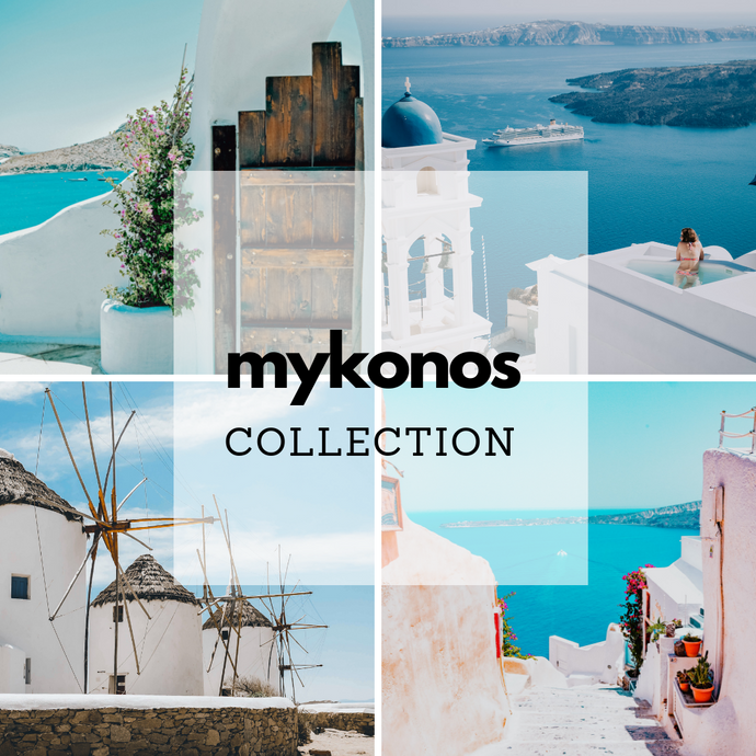 Mykonos Collection (4 Presets)