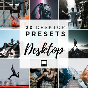 Lightroom Desktop Collection (20 Presets)