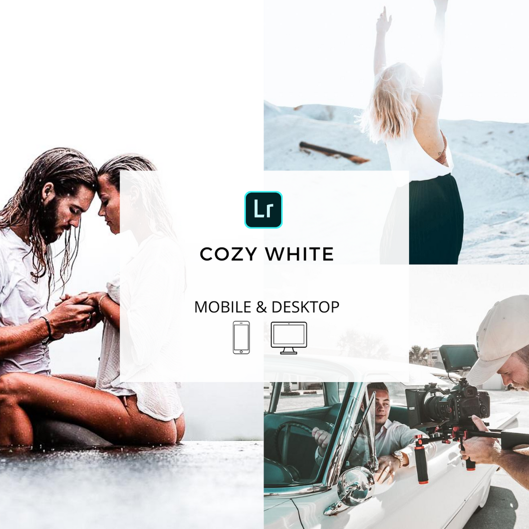 Cozy White Collection (5 Presets)