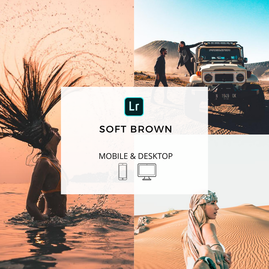 Soft Brown Collection (5 Presets)