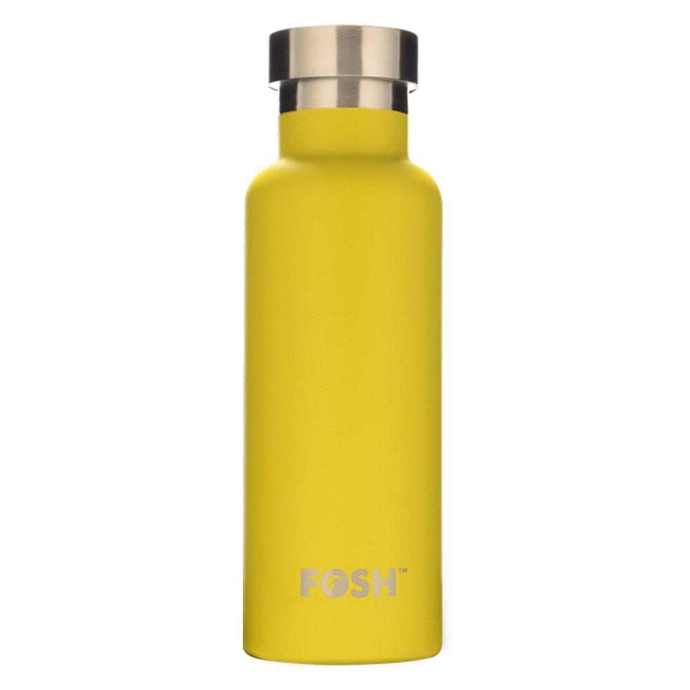 Butterfly Yellow Vital Water Bottle