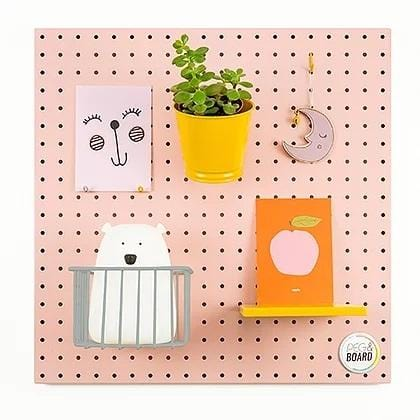 Blush 50 Peg Board