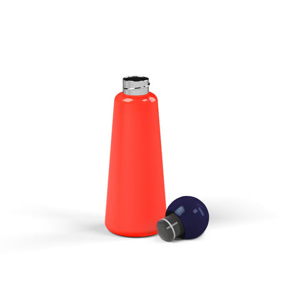 Skittle Water Bottle Original Coral