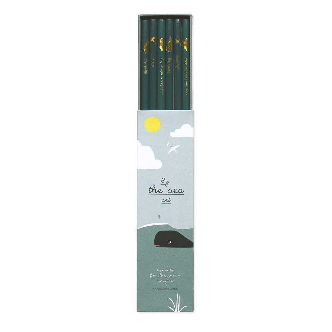 Sea Pencil Set