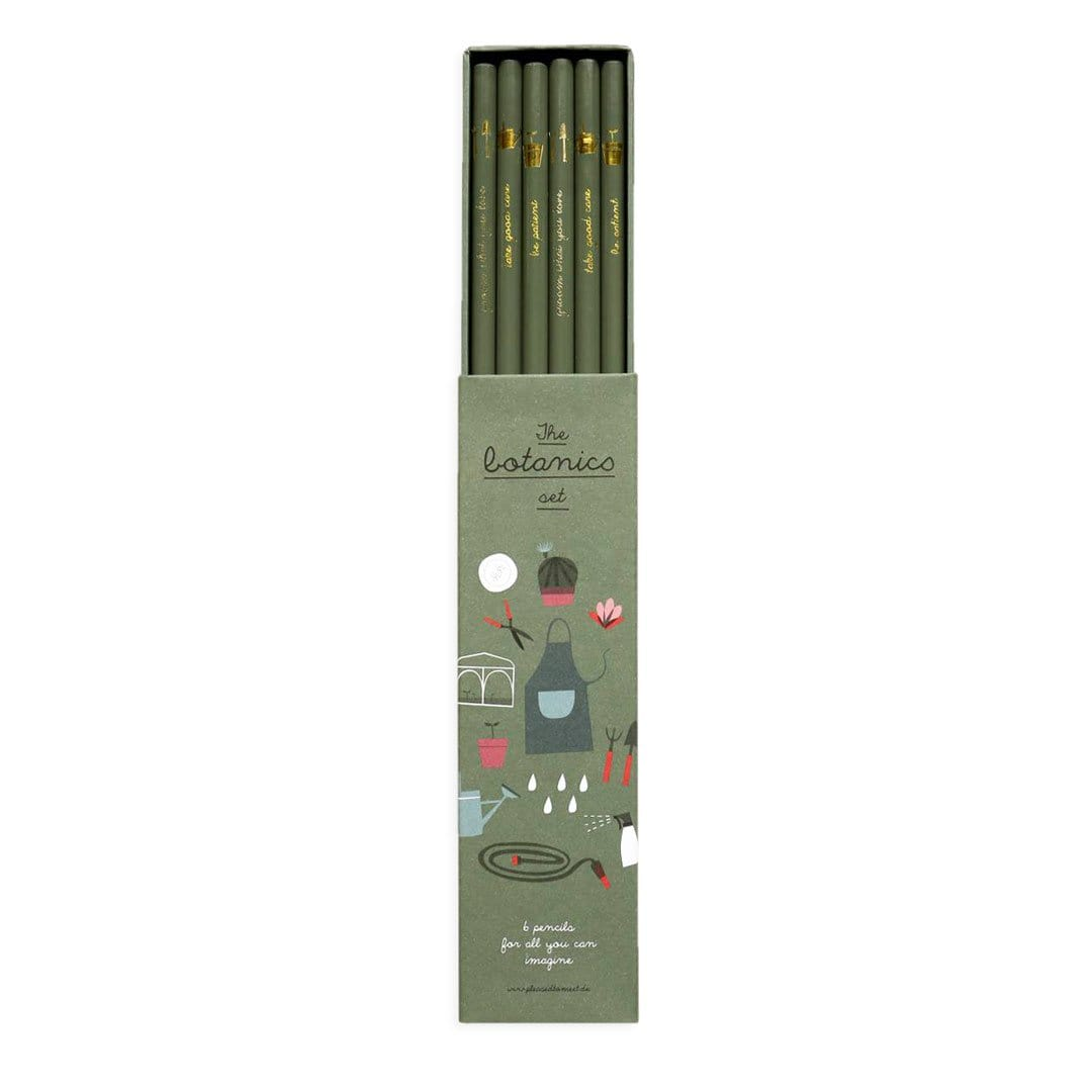 Botanics Pencil Set