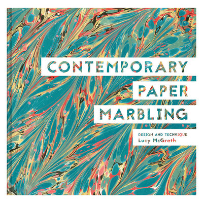 Contemporary Paper Marbling