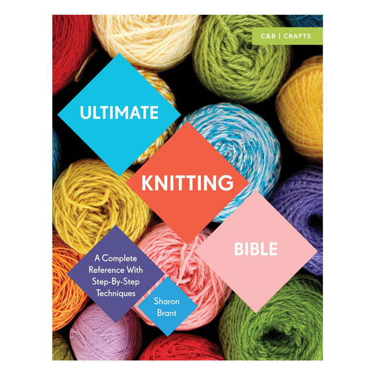 OUTLET Ultimate Knitting Bible