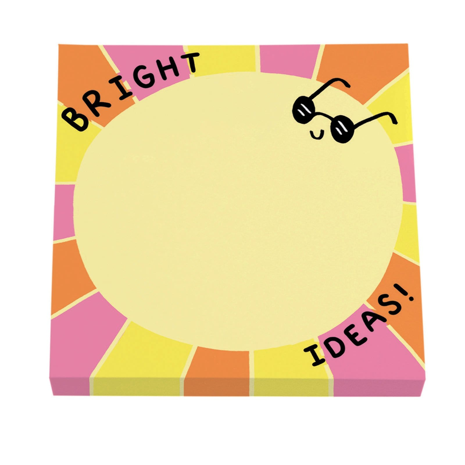 Bright Ideas Sticky Notes