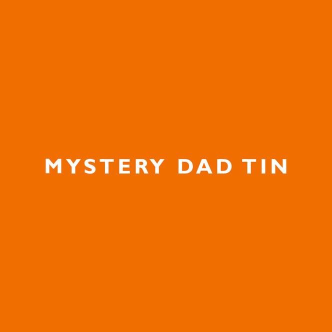 Dad Gift Mystery Tin