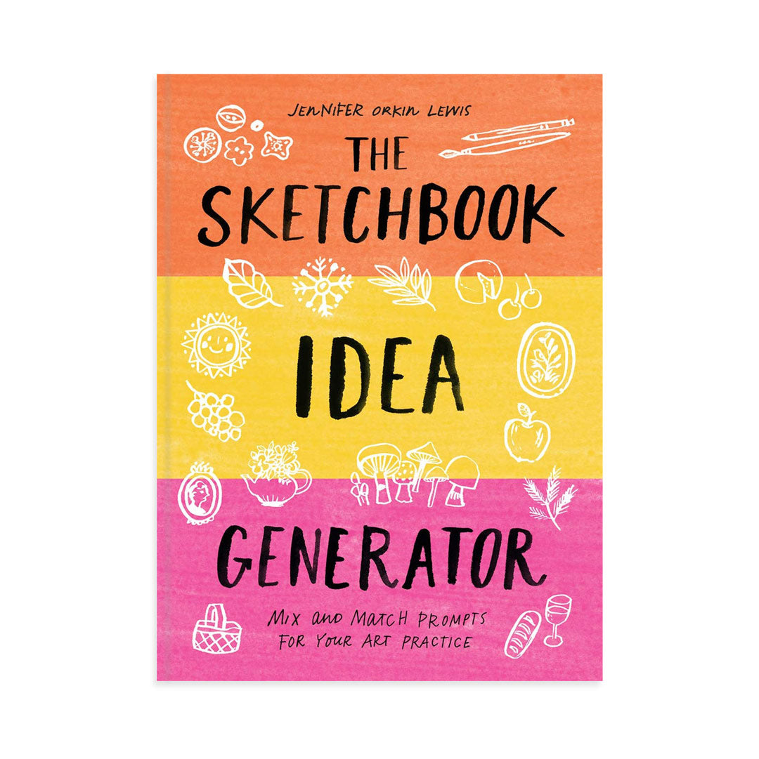Sketchbook Idea Generator
