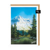 River Mountains Isn't it Fantastic Greeting Card