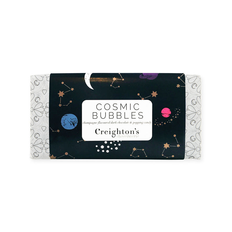 Cosmic Bubbles Chocolate Bar