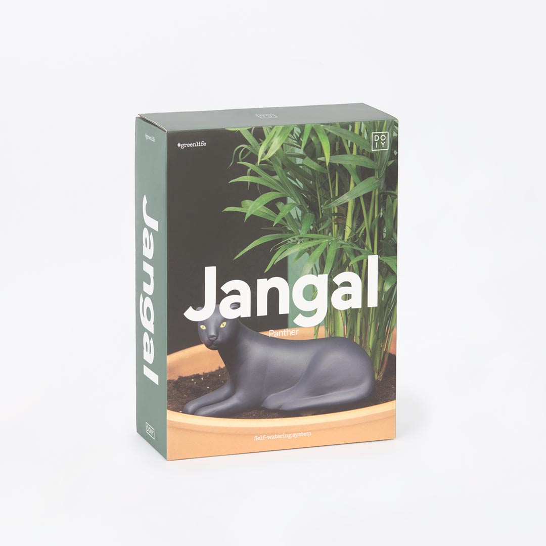 Panther Jangal Self-Watering System