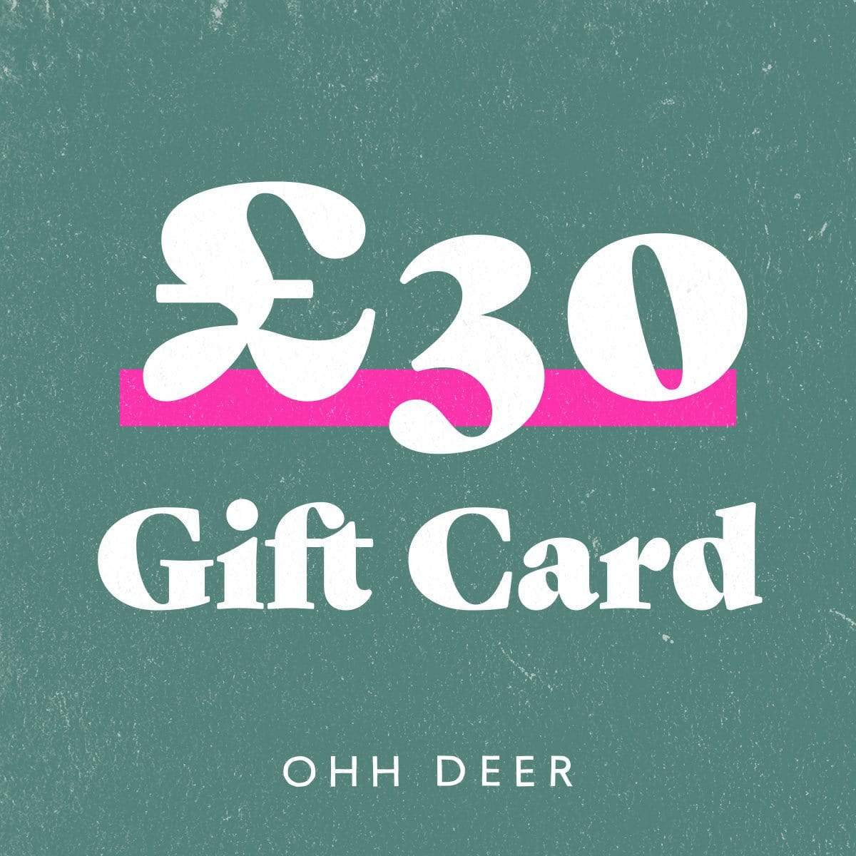 Gift Card (Email Delivery)
