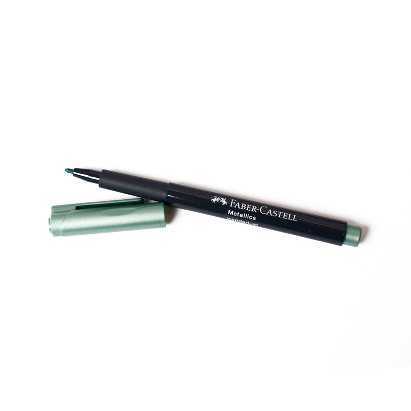 Pitt Artist Pen - Metallic Green