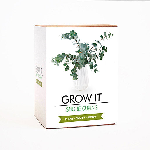 Grow It - Snore Curing Plant