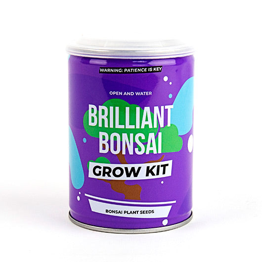 Brilliant Bonsai Grow Tin