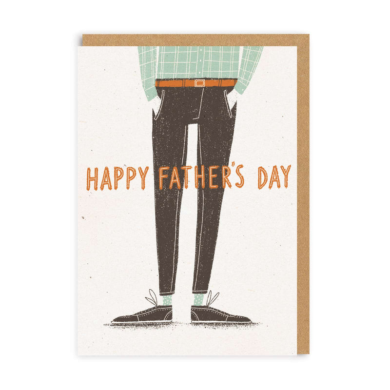 Happy Father's Day Greeting Card