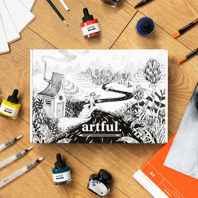 Pre-Order The Artful Ink Box