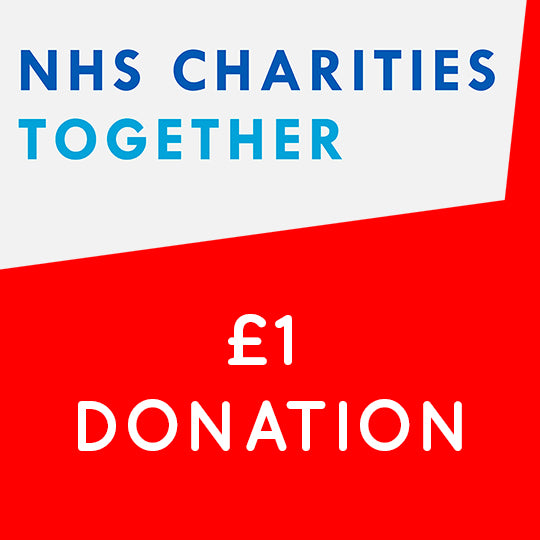 NHS CHARITIES TOGETHER - £1 DONATION